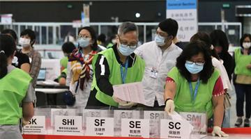 紫荆研究院最新民调:74%港人指选委会能反映民意