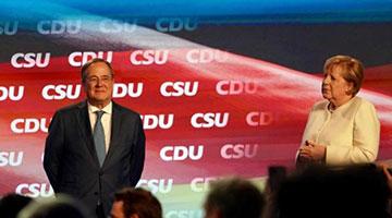 德国大选谁将笑到最后?默克尔卸任前称他必须当总理