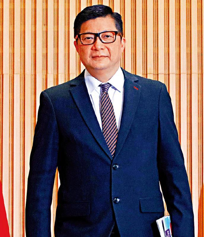 维护国安/邓炳强:23条立法涵盖间谍罪