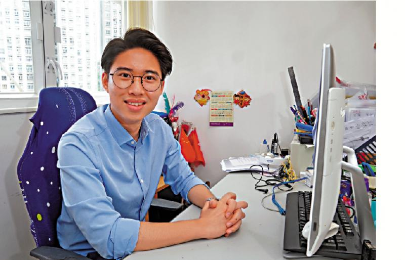 陈凯荣:港青可赴内地发展文创
