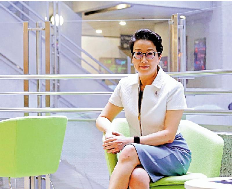 专访/罗盛梅:女性较细心 金融科技设计有优势