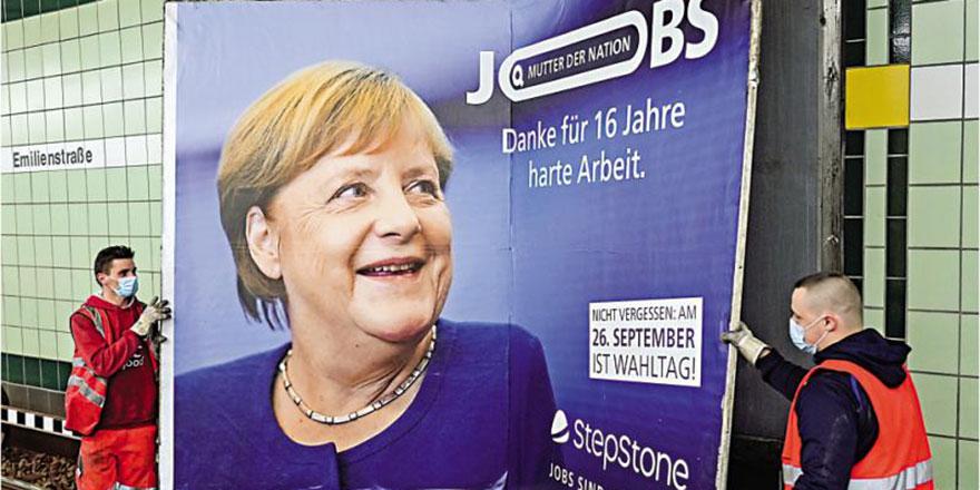 德国选情胶着默克尔接班人难产 或将继续履职到年底