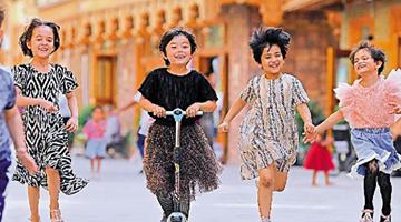 新疆的人口发展白皮书:10年间人口增速居全国第4