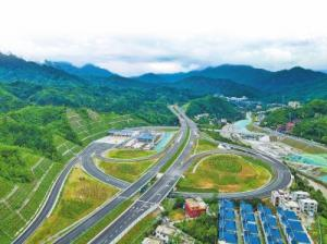 河南高速公路通车里程达7191公里