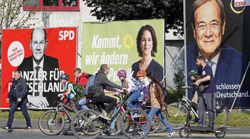 德选民求稳 民调数据靠谱