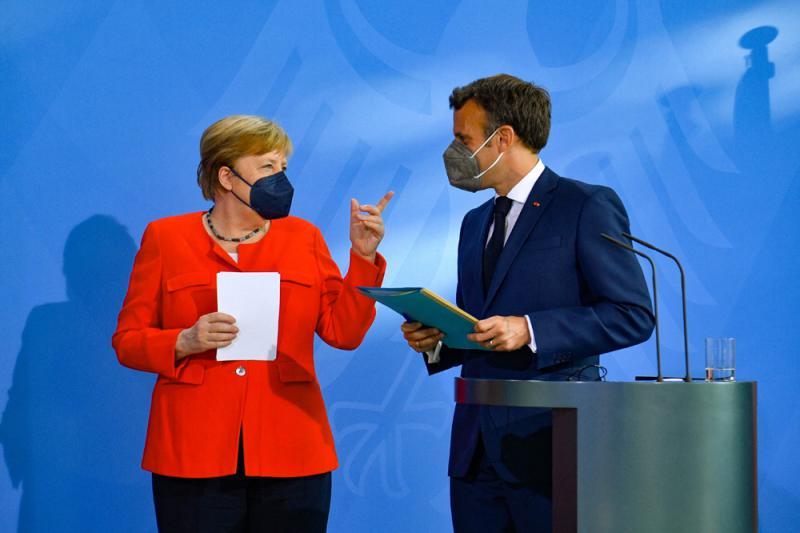马克龙难接大任 欧盟或现领导真空