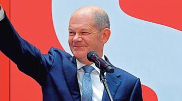 社民党得票率领先 舒尔茨或问鼎德国总理?