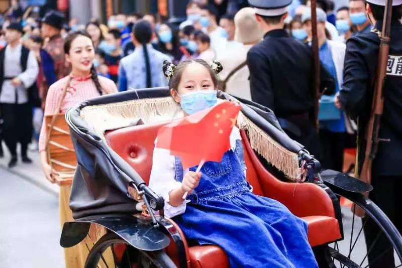这个国庆假期,只有河南.戏剧幻城全程高能