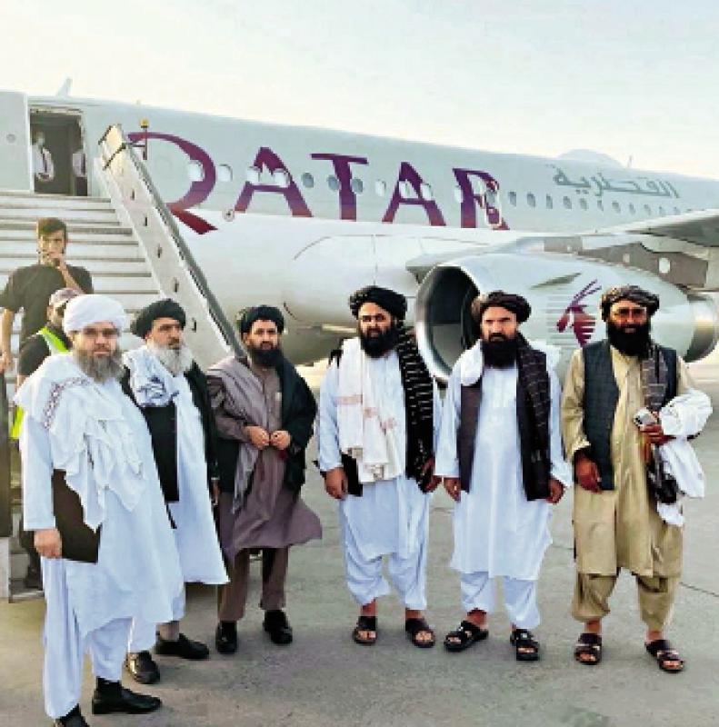 塔利班拒与美国合作反恐