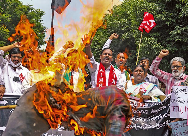 印度高官之子涉撞死示威农民