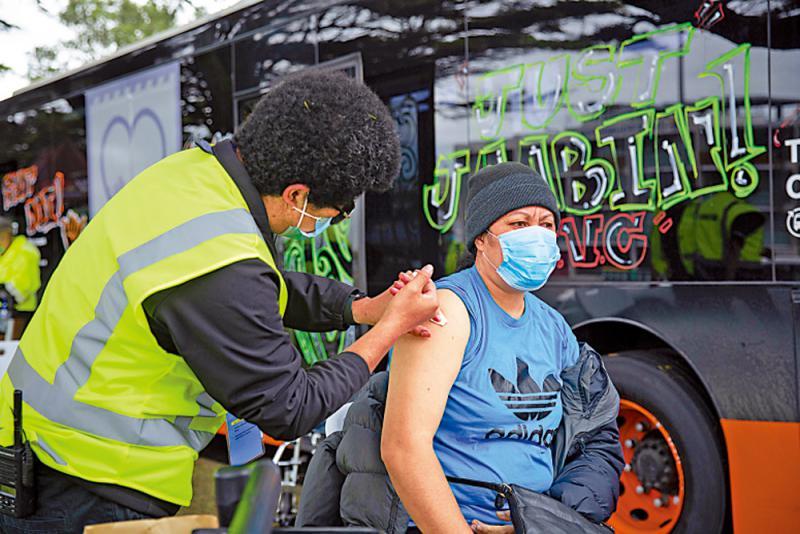 纽强制教师及医护接种疫苗