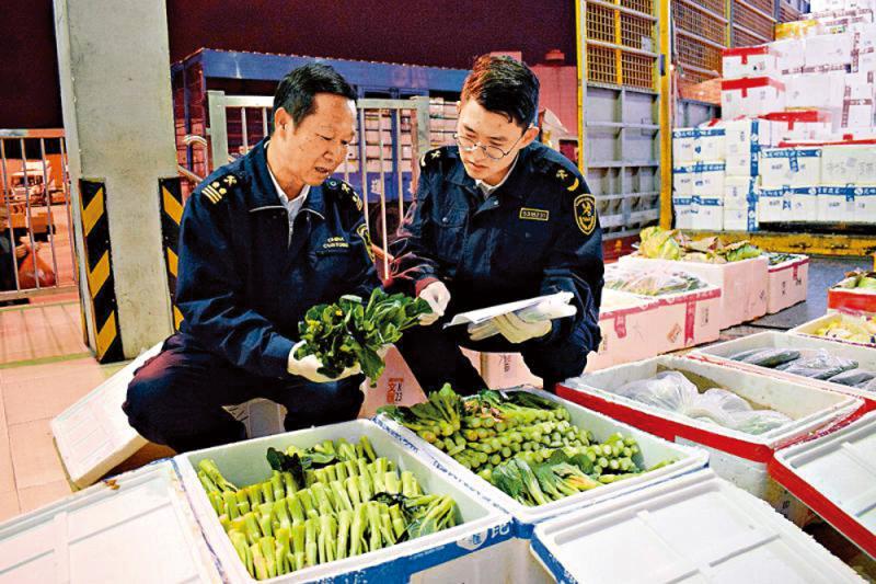 保质保量/上半年粤供港食品14万吨 大增30%
