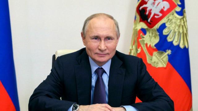 普京:中国是俄罗斯最可靠的全面战略协作伙伴