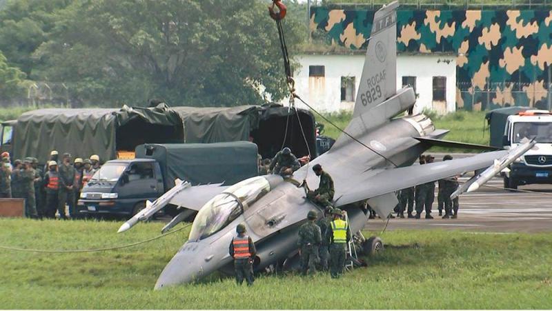 美台勾连/传F-16V提前交台 专家:加剧台海紧张