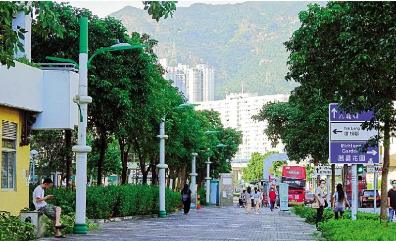 建设智慧城市❶/智慧灯柱遭割眼 窒碍智慧城市发展