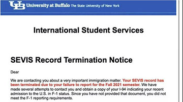 超30名中国学生签证被取消 美高校强硬态度引争议