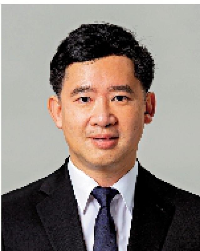 胡健民任政制及内地事务局副局长