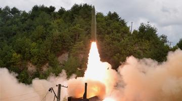 韩国军方:朝鲜向半岛东部海域发射不明飞行物