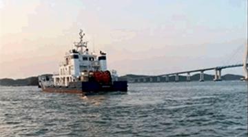 中国渔船在韩西部海域沉没 目前12人获救3人失踪