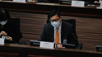 邓炳强:已向特首建议 剔除支联会公司注册