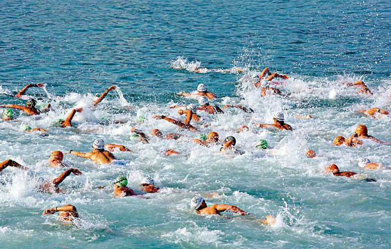 维港泳12月复办 选手须打齐两针检测阴性