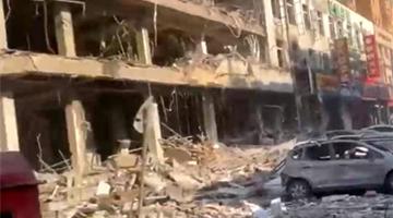 沈阳燃气爆炸已致3死30余伤 初步判定为商住楼楼内爆炸