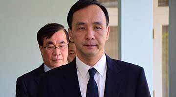 """中国国民党代表提案成立""""反台独小组"""" 党主席任组长"""