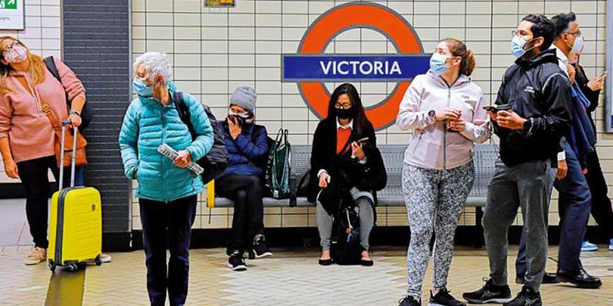 新变种病毒肆虐 英国恐将每日新增十万确诊病例