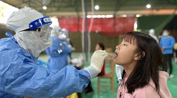 贵州昨日新增本土确诊1例、无症状感染者2例