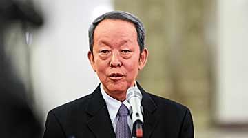 """王光亚:质疑联大第2758号决议、鼓动""""台独""""是下三滥手段"""