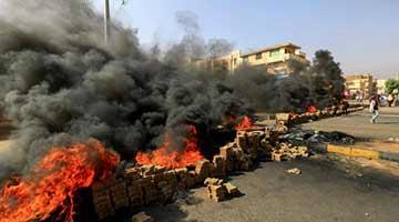 苏丹军事政变 全国进入紧急状态