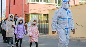 内蒙古额济纳旗新增15例本土确诊 累计确诊58例