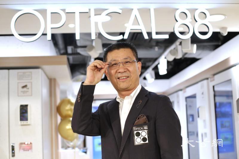 营商之道\眼镜88抢先机力拓大湾区市场