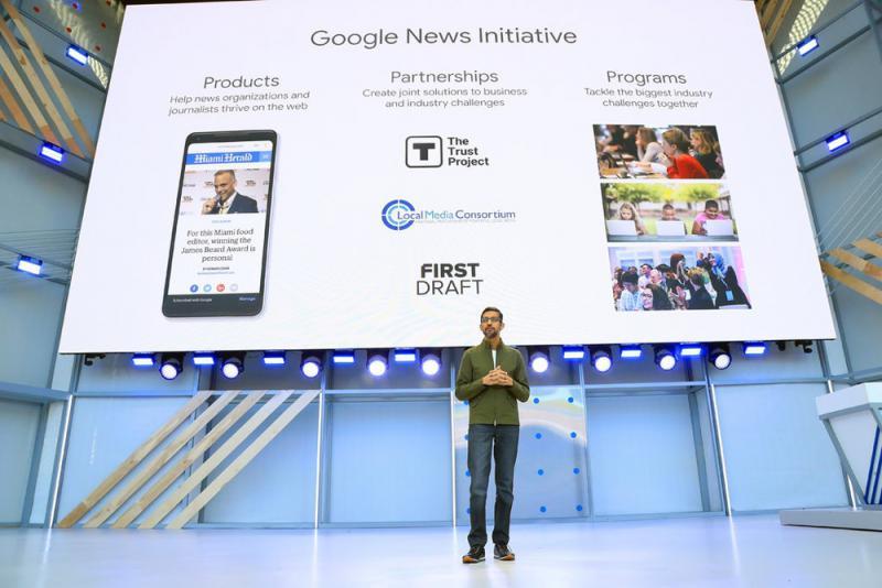 """""""空手套白狼"""" 谷歌新闻去年赚369亿"""
