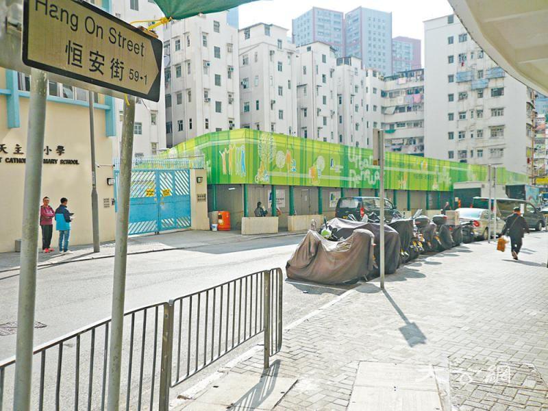 丽展夺恒安街项目 作价高次标6.5%