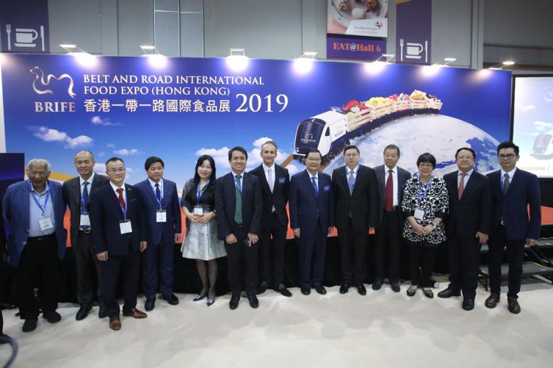 """香港""""一带一路""""促进国际农产品出口"""
