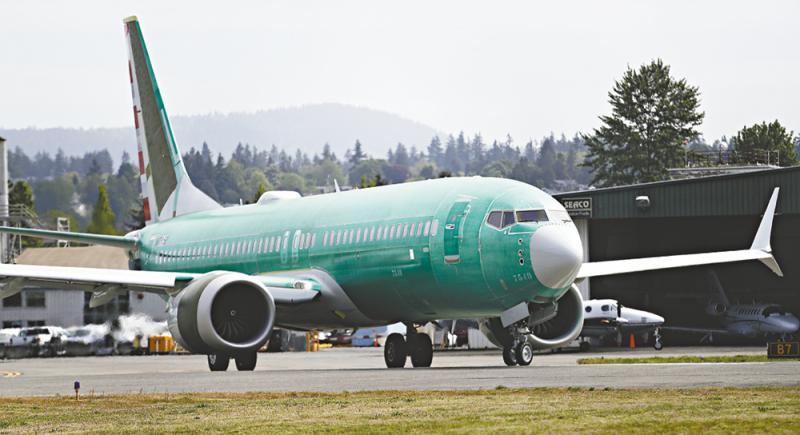 波音737 Max最快年底复飞