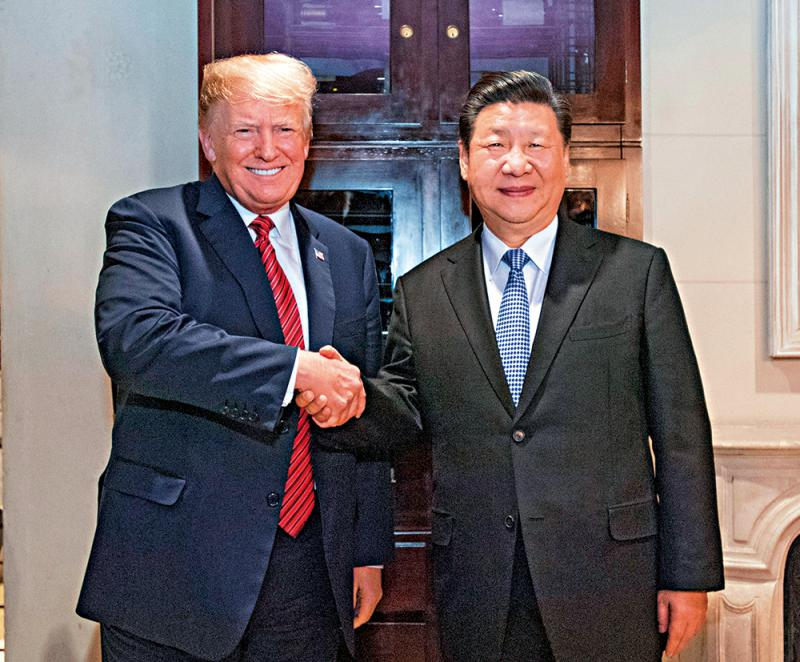 习近平周四赴日出席G20峰会将会晤特朗普