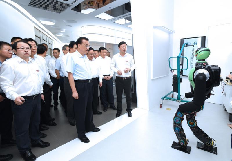 李克强:推动沪自贸新片区高质量发展