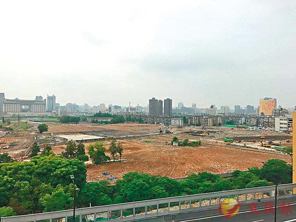 新世界98亿夺杭州商住地王