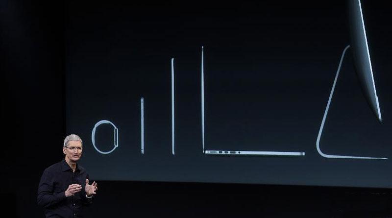 服务收入创新高苹果转型初见效