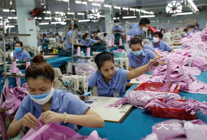 贸战虽冲击产业 外迁仍未具规模