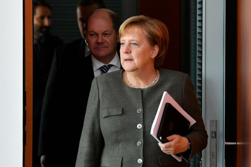 """默克尔将晤英国首相 强调不接受重谈""""脱欧""""协议"""