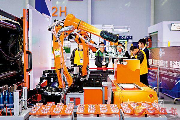 广东优先发展机器人产业