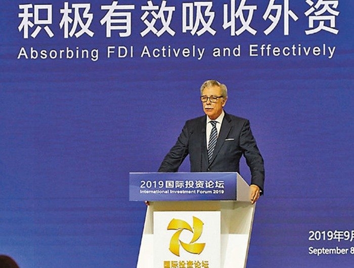 美前商务部长:中美经贸脱钩不可想像