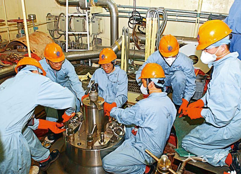 自主创新 中国核电技术超美