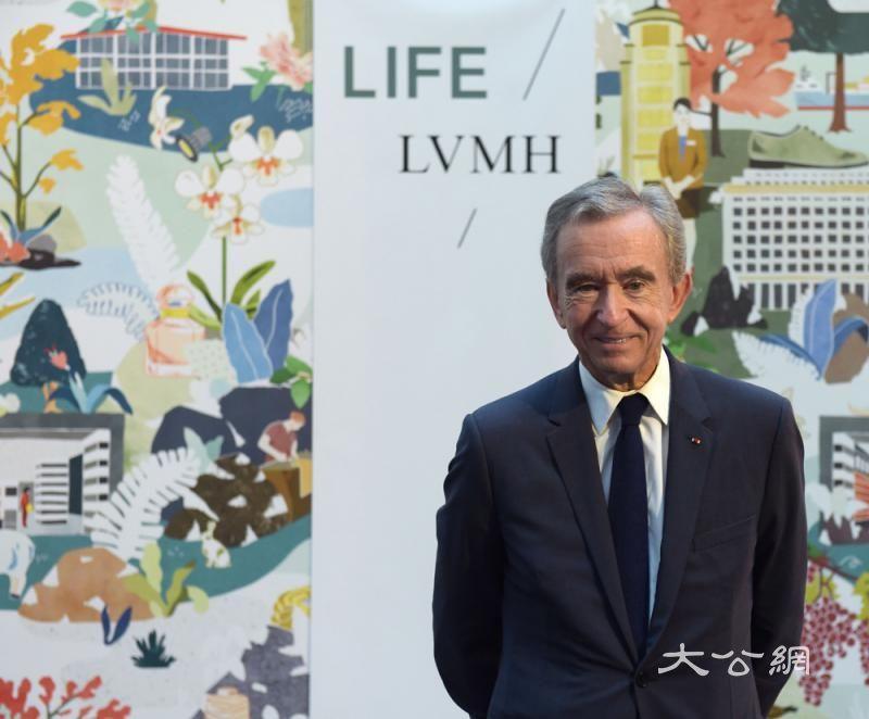 LVMH上季销售增19% 超预期