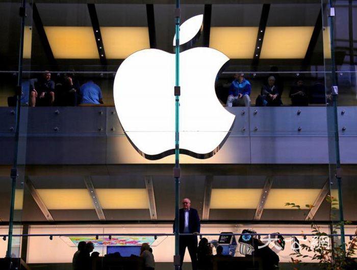 苹果股价创历史新高  市值重回全球第一