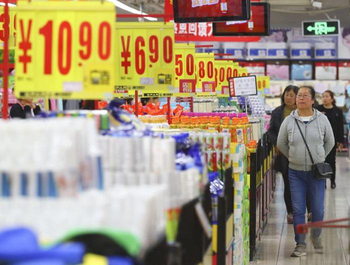 11月社会消费品零售总额增长8.0%