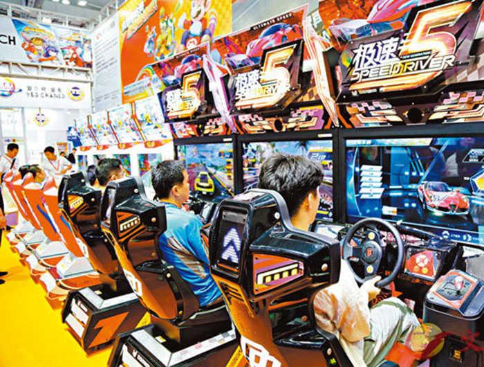 广东游戏业占全国近八成